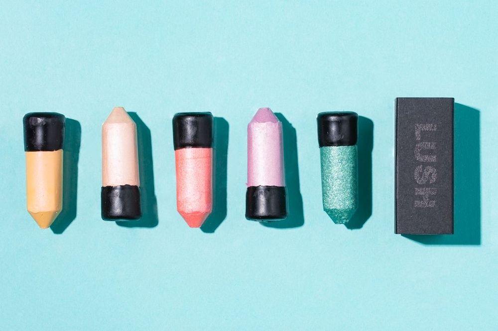 El maquillaje en barra y los formatos sólidos para el cuerpo que ahorran agua seguirán siendo populares. Foto WGSN