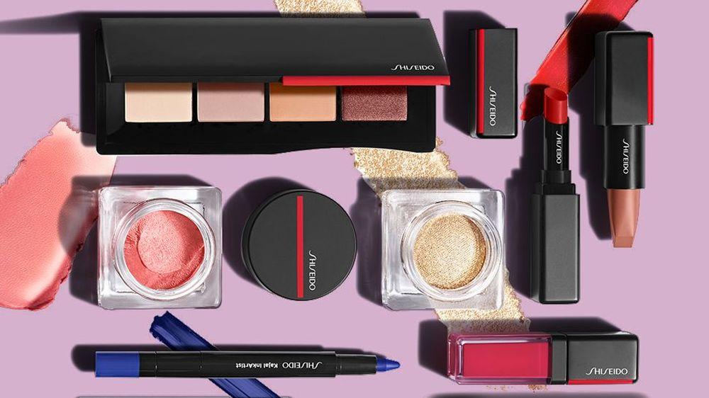 La nueva línea de maquillaje de Shiseido se divide en categorías sensoriales y hace que la clasificación tradicional del maquillaje –como rostro, ojos, mejillas y labios– adopte una nueva dirección. Foto WGSN