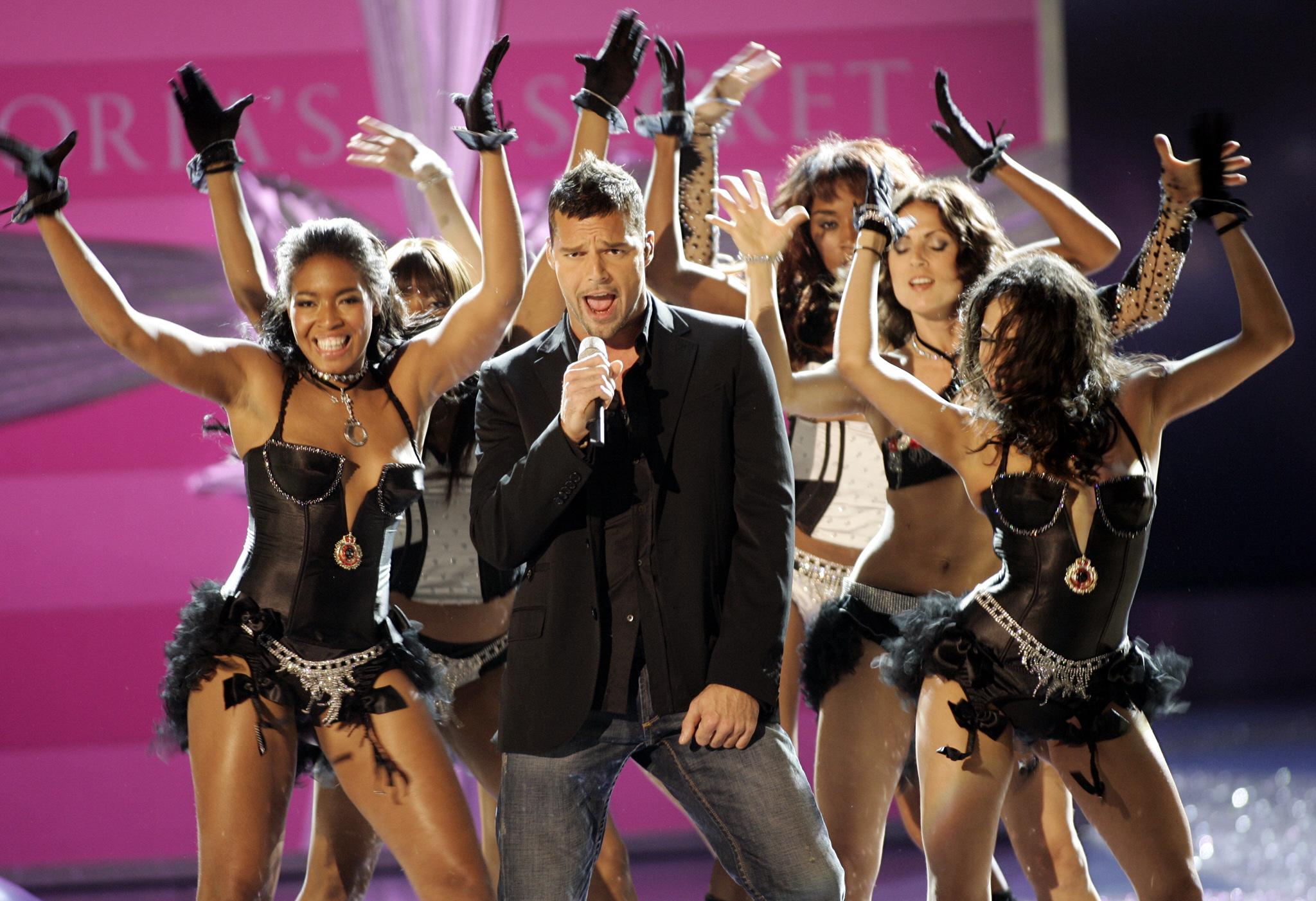En el 2005 formó parte del espectáculo musical del Victoria's Secret Fashion Show celebrado en Nueva York. (Archivo)