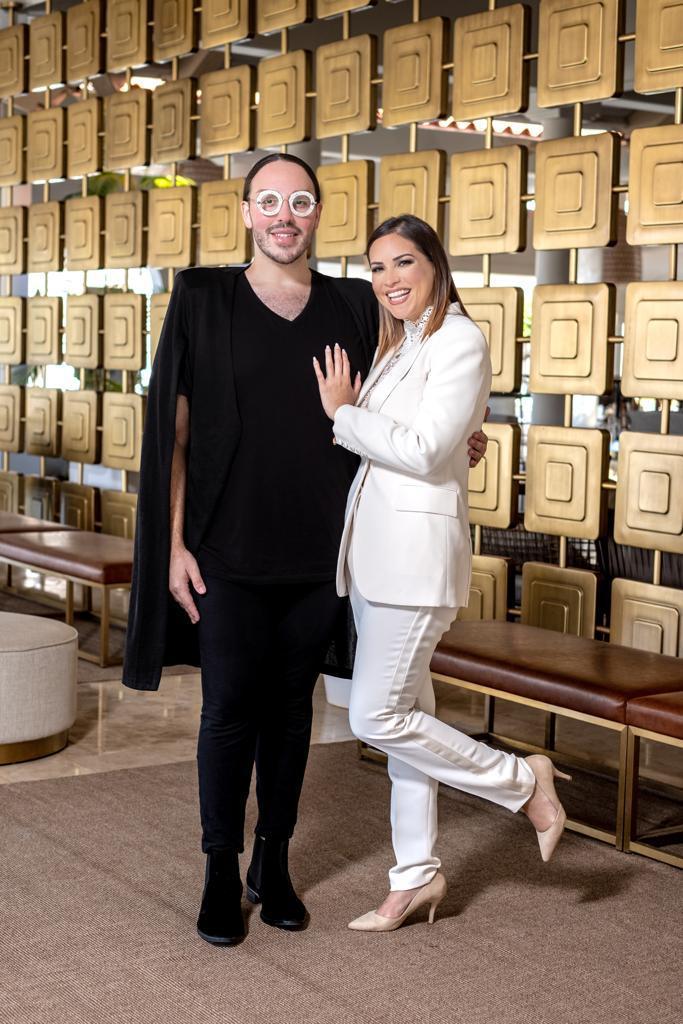 Emanuel Agosto y Yaska Crespo. (Fotos: Suministradas/ Emilio León)