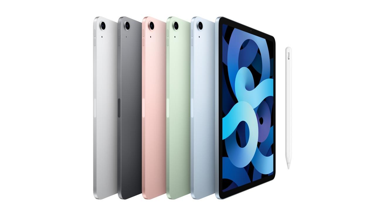 Para tecnológicos - La nueva tableta iPad Air de Apple está disponible con capacidad de 64GB y 256GB. Cuenta con pantalla de 10.9 pulgadas de alta definición y sensible al tacto. Viene en cinco colores diferentes a escoger. (Suministrada)