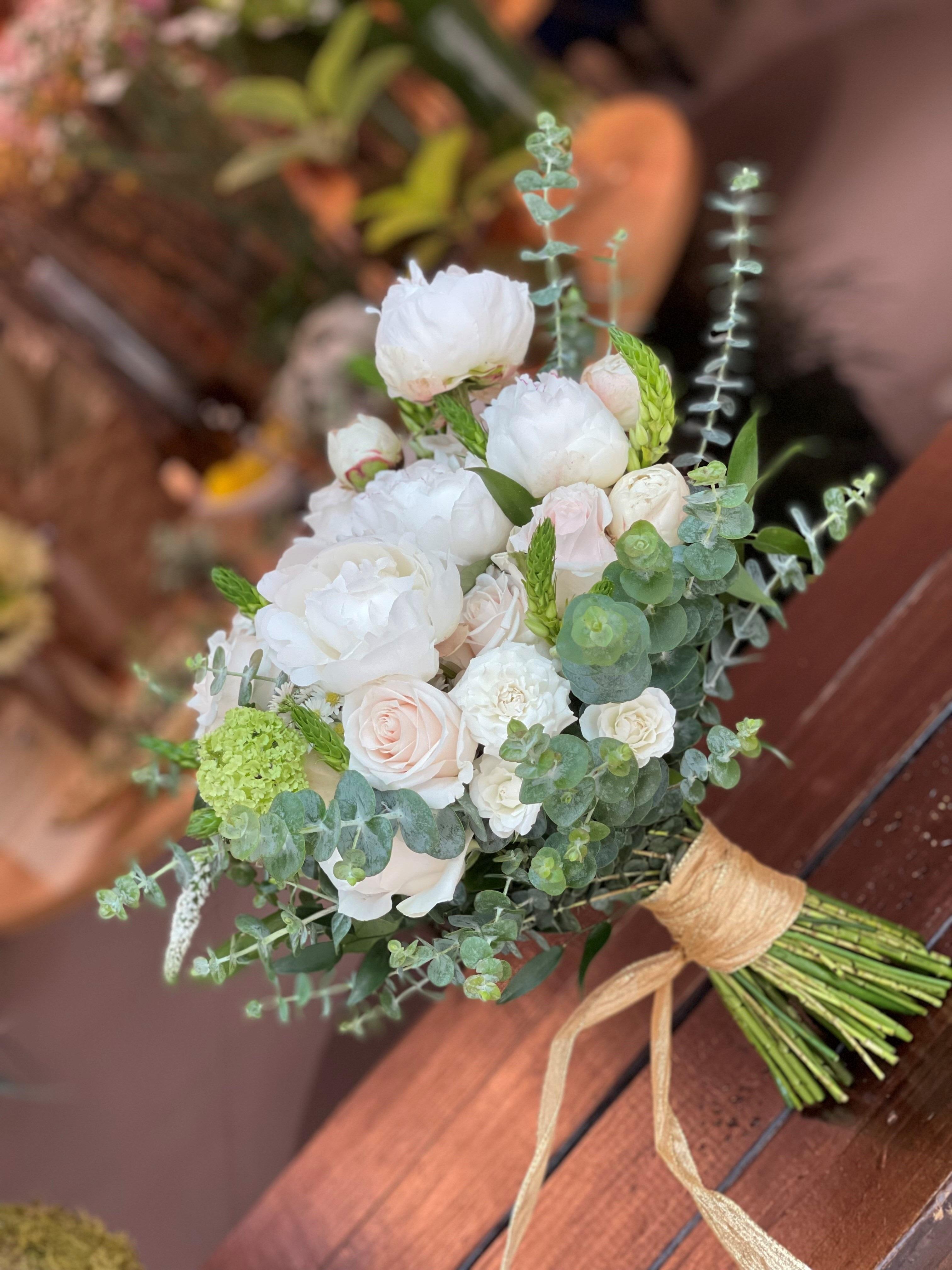 Ramo de novia  de Flowers Culture (Suministrada)