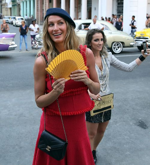 La brasileña de 37 años, Gisele Bündchen, ocupó por 14 años el primer lugar en la lista de las modelos mejores pagadas. (Foto: EFE)