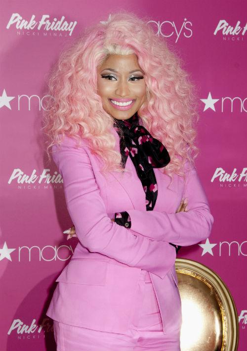Nicki Minaj (Foto: WGSN)