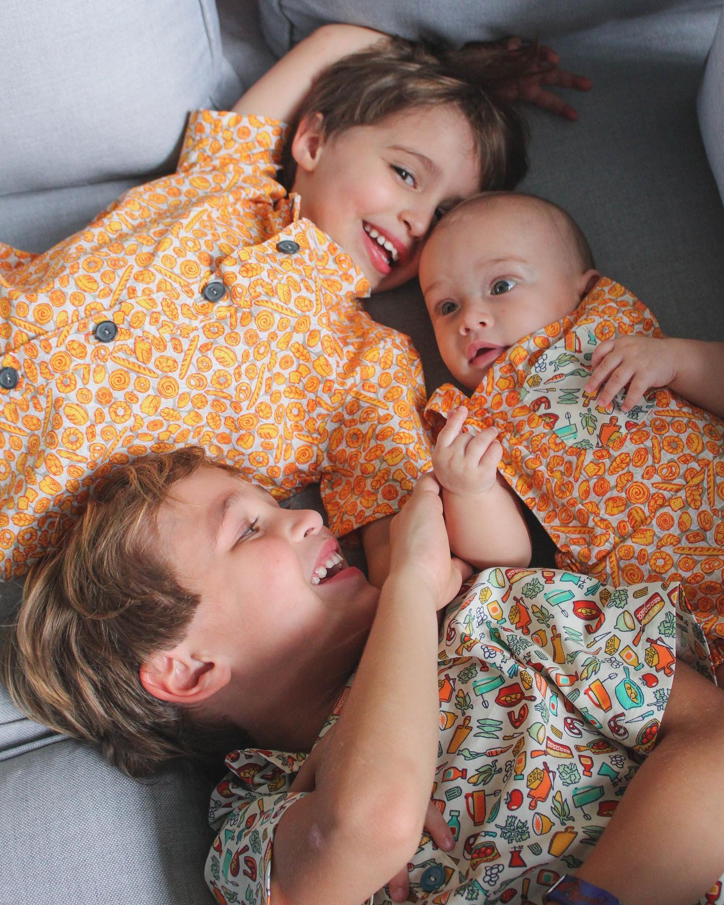 La marca tiene opciones para niñas y niños de diversas edades. (Suministrada)