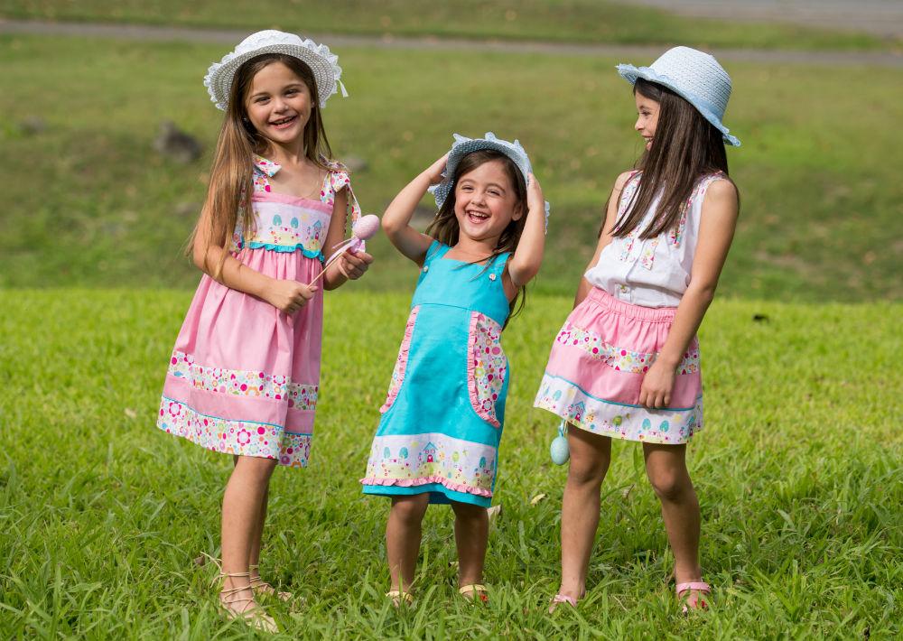 La marca ofrece alternativas desde los 24 meses a los 10 años y algunas piezas para niños.
