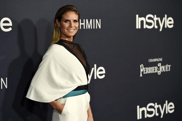 Heidi Klum (AP)