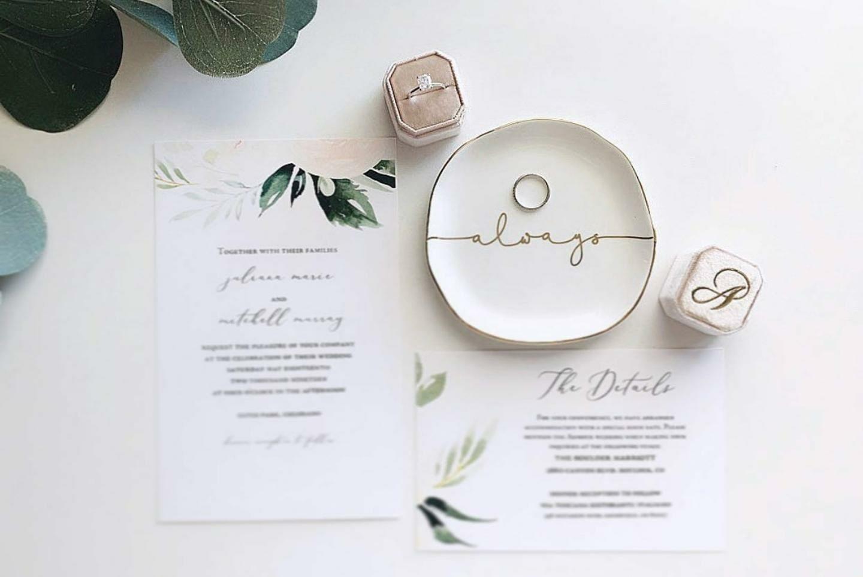 Porta anillos en diferentes estilos de Atypical Living (Suministrada)