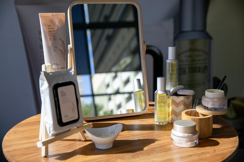 Rice Water Bright es una línea de productos para la limpieza y el cuidado de la piel. (Suministrada)
