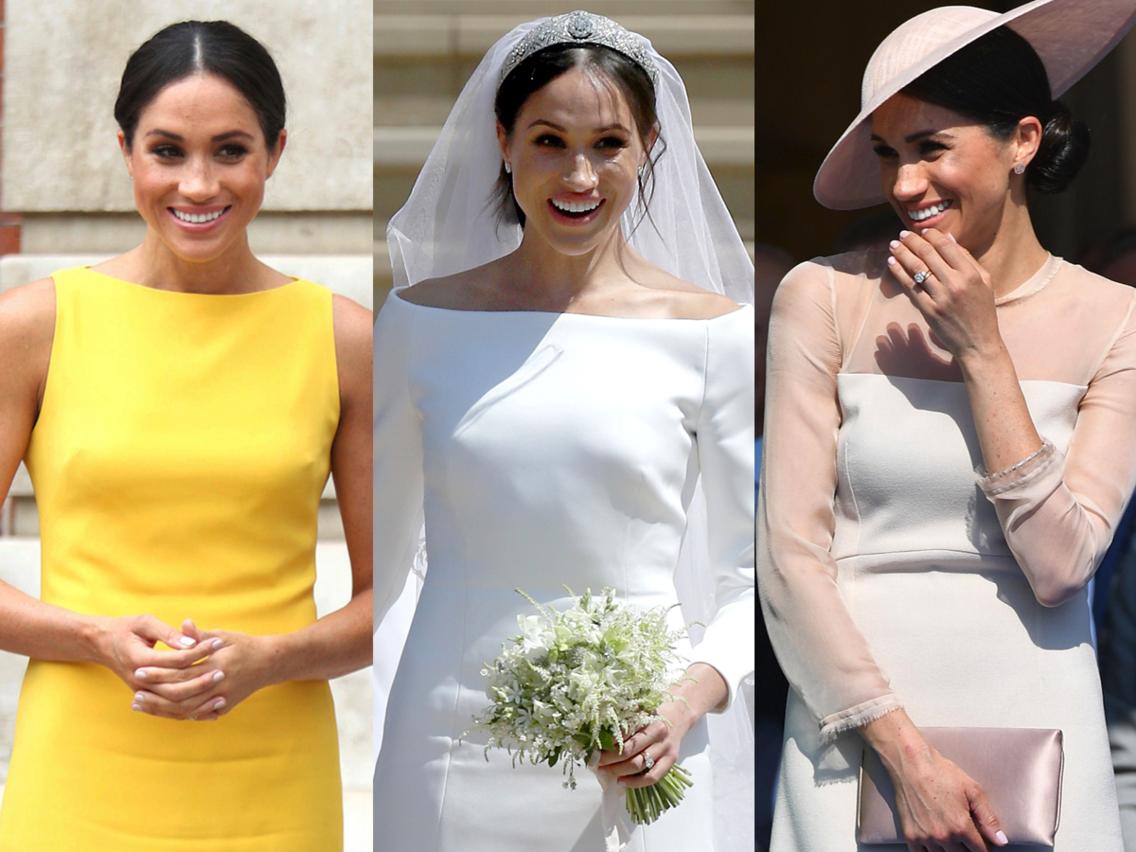 El refrescante estilo de la actriz, ahora convertida en Duquesa de Sussex, ha sido alabado por muchos. Desde su elección de vestido nupcial hasta los modelos para sus múltiples compromisos y viajes han sido escrutados al detalle.