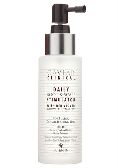 Alterna Haircare Caviar Clinical Daily Root & Scalp Stimulator, un tratamiento diario a base de vitaminas y nutrientes ideal para cabello fino y frágil. A la venta en Sephora. (Foto: Suministrada)