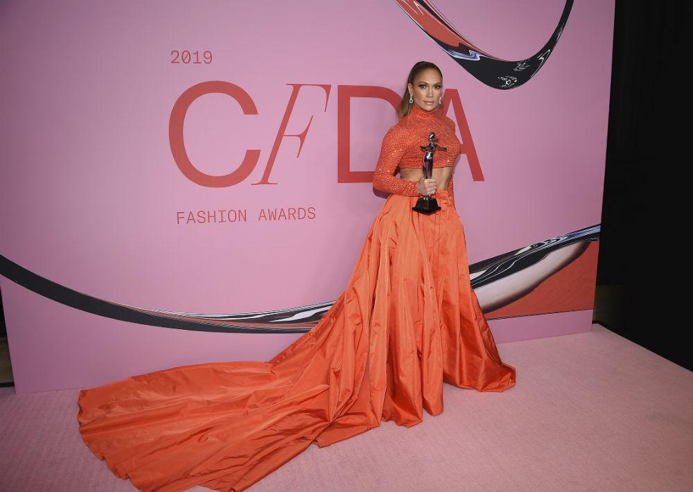 La Junta de Directores del Consejo de Diseñadores de Moda Americano (CFDA) le otorgó el premio Fashion Icon en los Fashion Awards 2019. (Archivo)