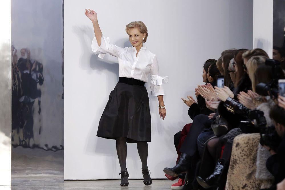 Carolina Herrera se convierte oficialmente en embajadora de su marca y Wes Gordon pasa a ser el director creativo de la casa de la siempre elegante venezolana.