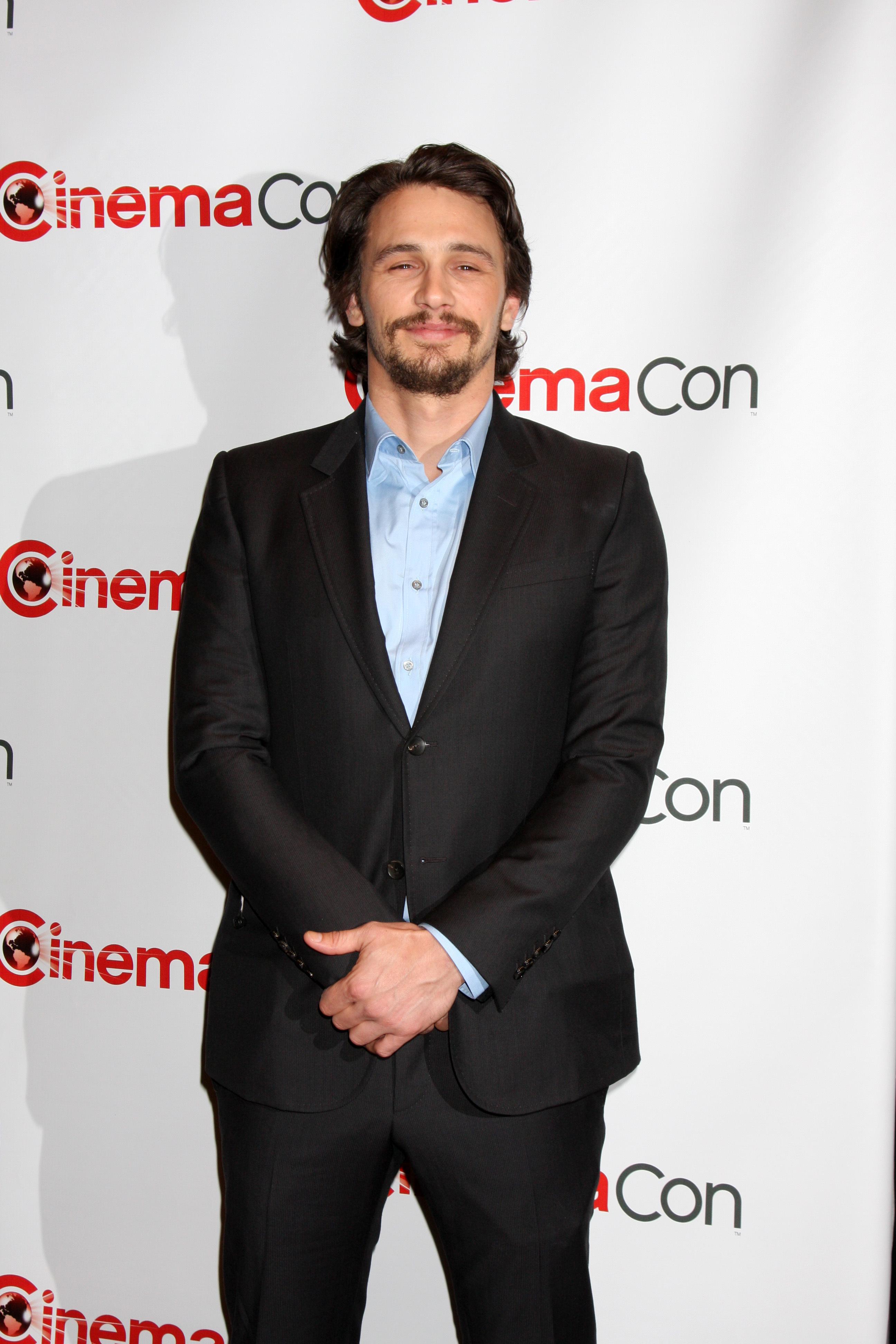 El actor James Franco (Shutterstock)