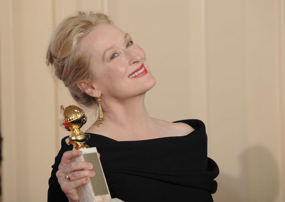 Meryl Streep (Foto: Archivo)