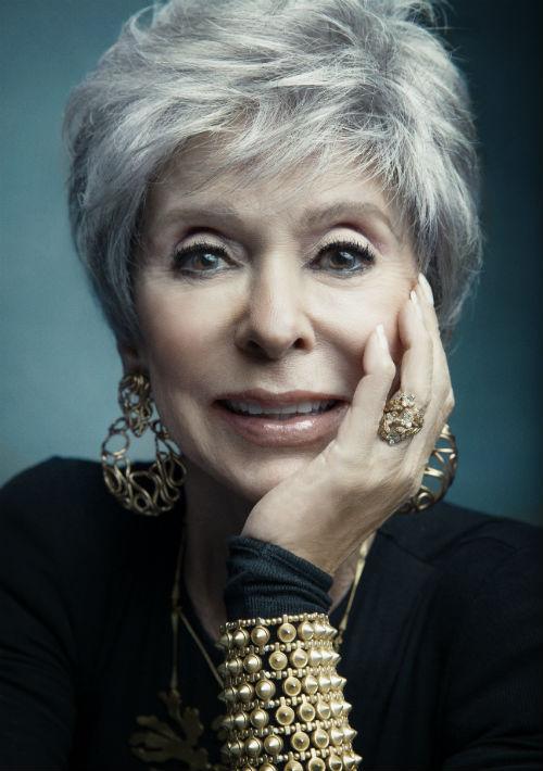 Rita Moreno (Foto: Archivo)