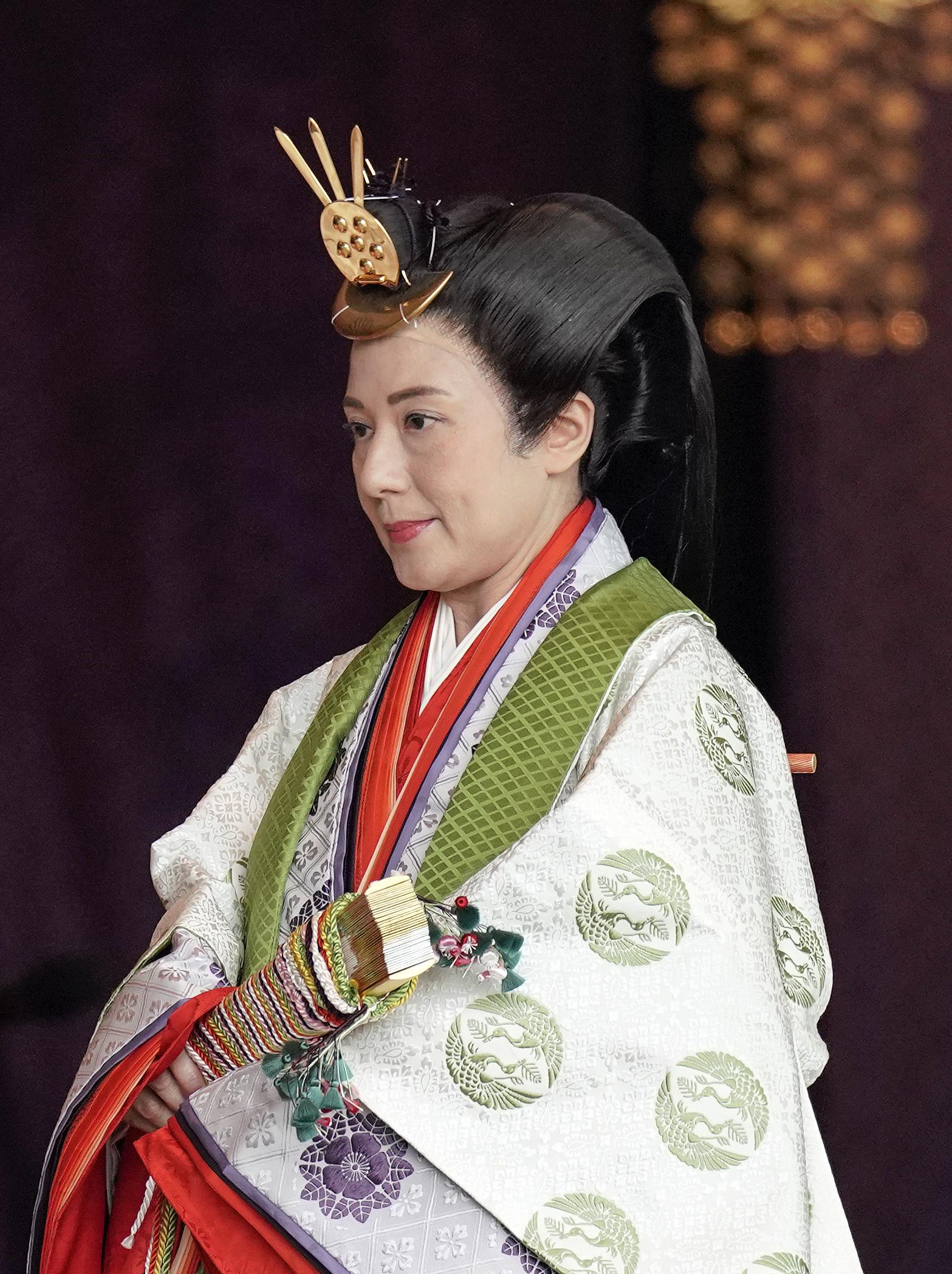 Masako es la nueva emperatriz japonesa. (AP)