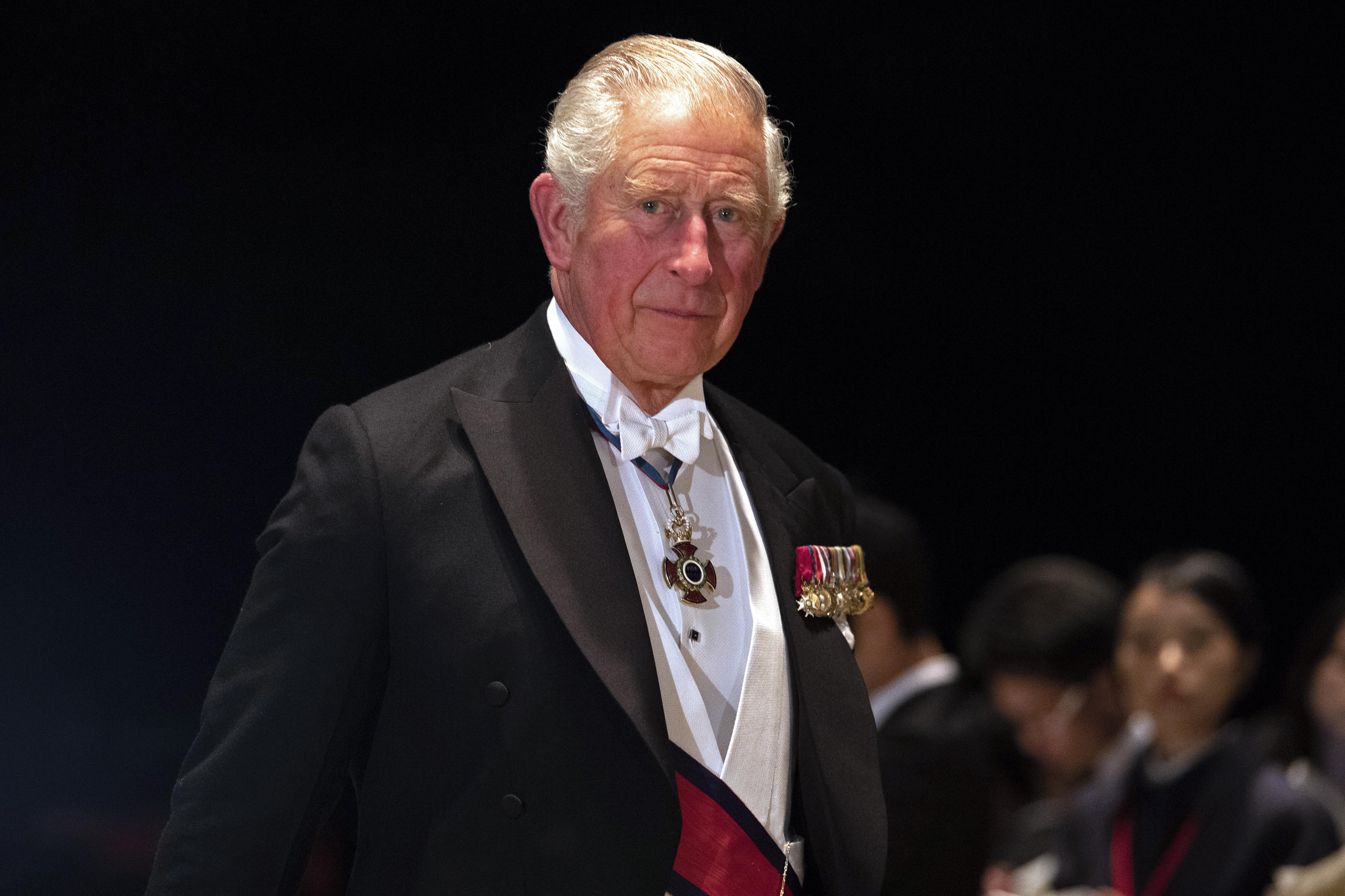 El príncipe Charles de Inglaterra. (AP)