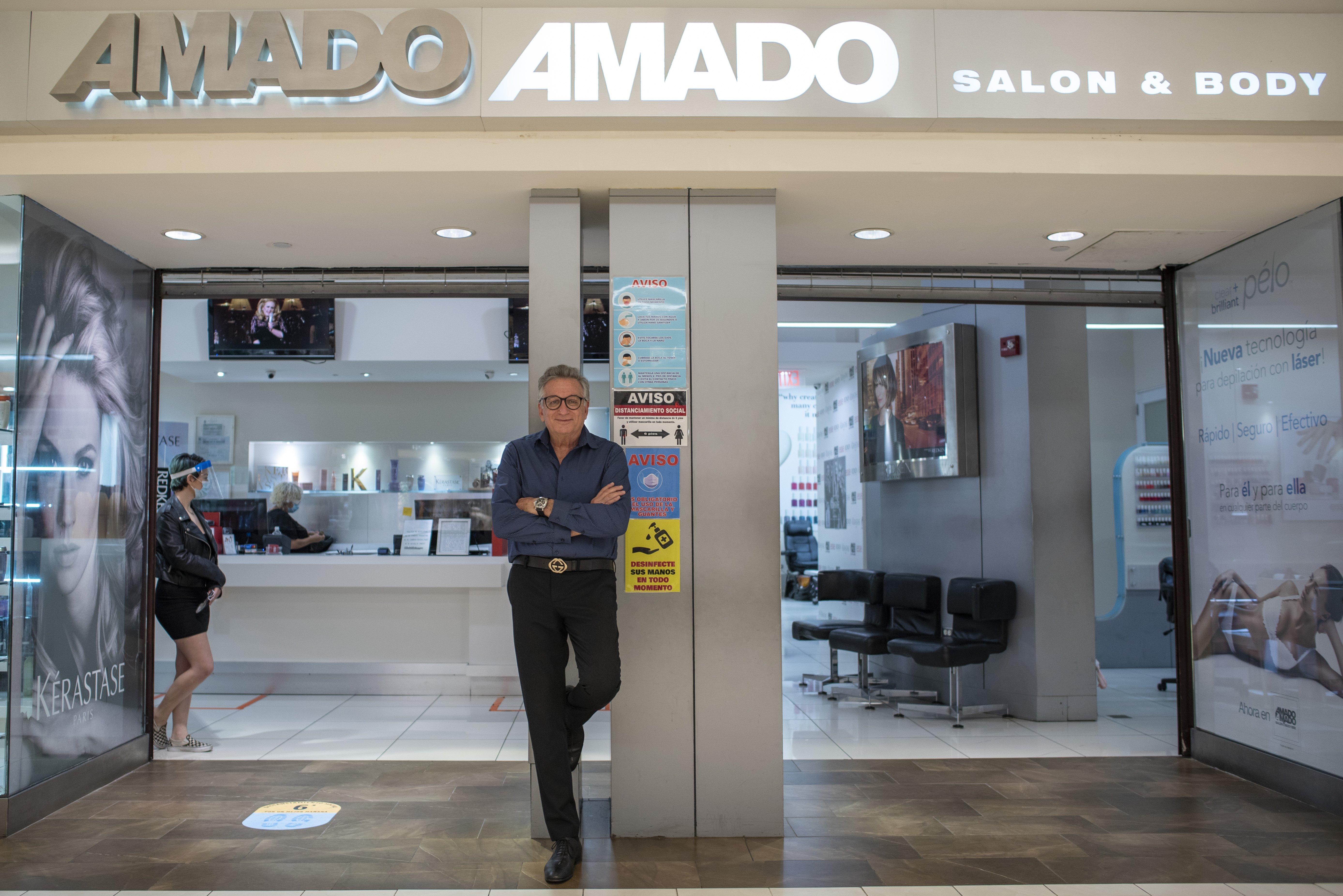 Amado Navarro (Foto: Neidy Rosado)
