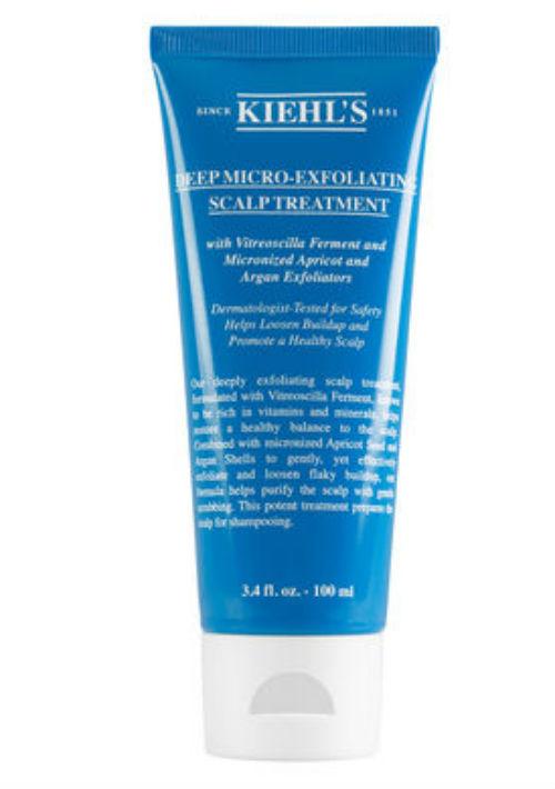 Kiehl's Since 1851 Deep Micro-Exfoliating Scalp Treatment contiene ingredientes activos que ayudan a combatir la caspa, uno de los grandes enemigos del cuero cabelludo. Puedes encontrarlo en las tiendas ubicadas en Plaza Las Américas y Condado. (Foto: Suministrada)