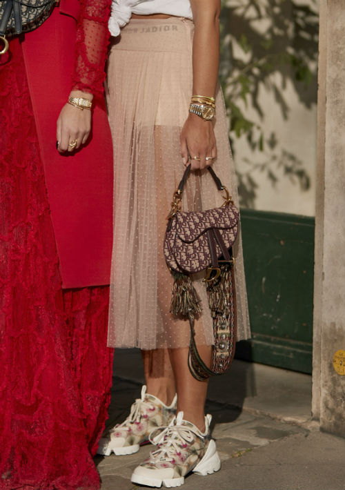 Steet fashion (WGSN)