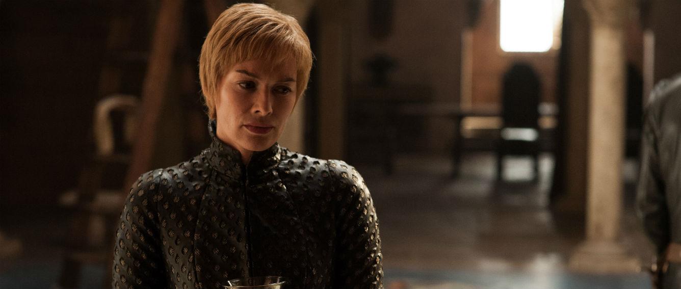 La poderosa reina de los siete reinos, Cersei Lannister. (HBO/ Helen Sloan/S7/Ep.1)