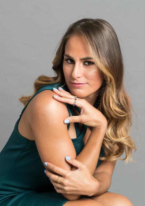 Mónica Puig, Tenista ganadora de medalla de oro en las Olimpiadas. (Suministrada)