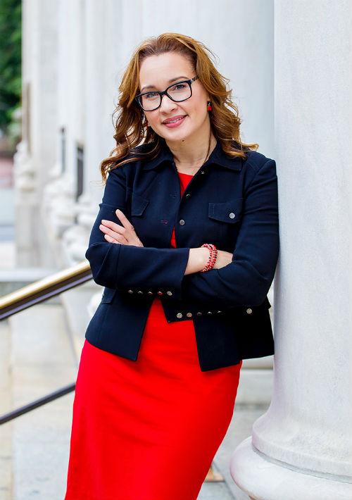 Nancy Santiago, Directora de Alianzas Estratégicas de la iniciativa Reach Higher de la ex primera dama Michelle Obama. (Suministrada)