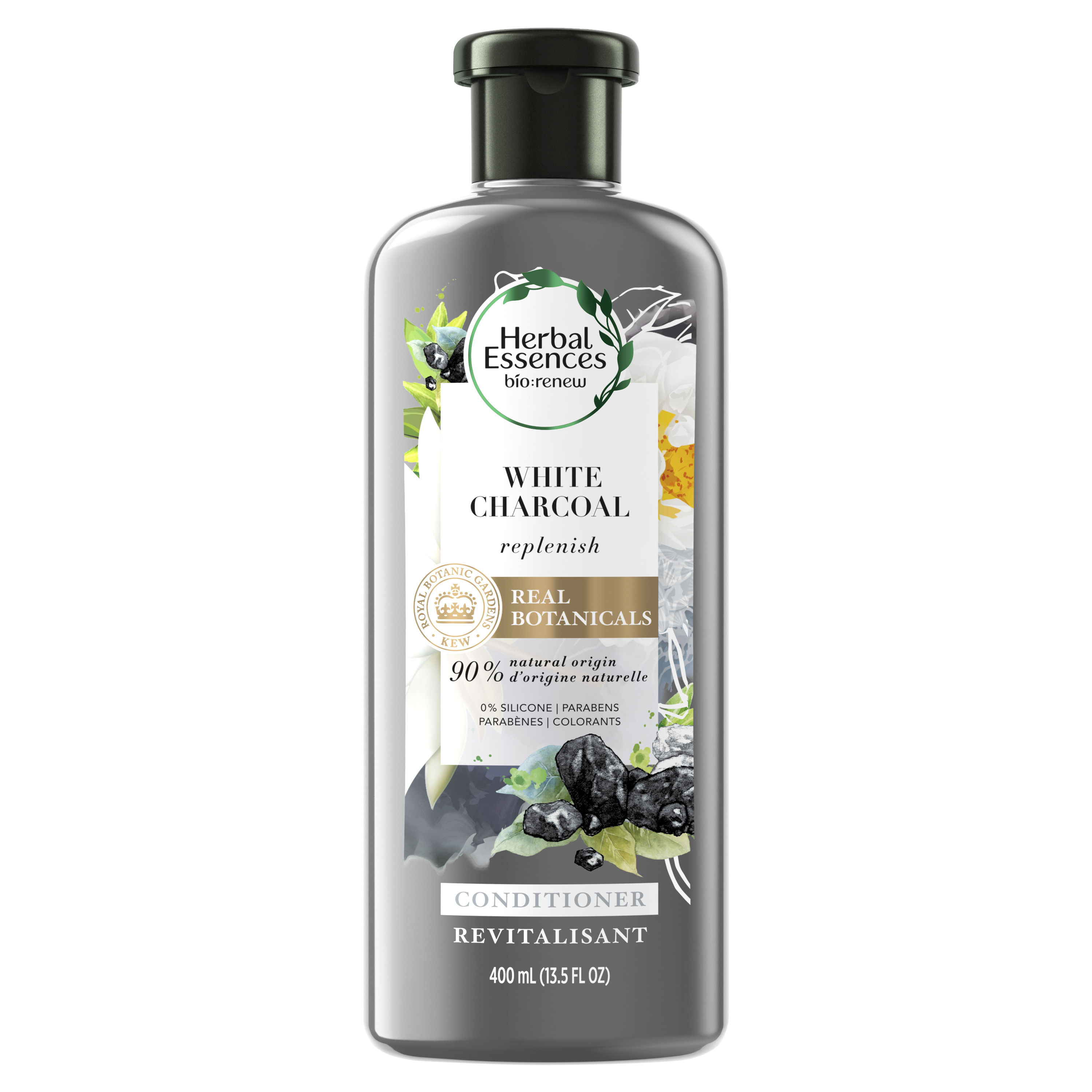 Herbal Essences Detox & Replenish Charcoal Collection. Suministrada)