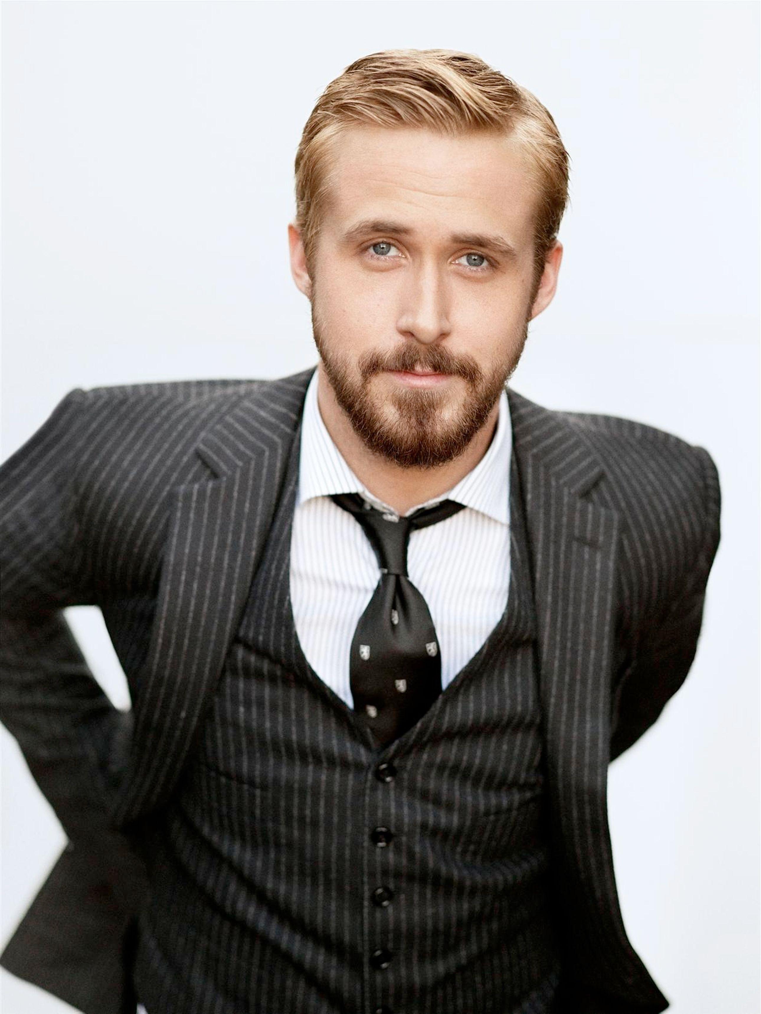 El actor Ryan Gosling (Archivo)