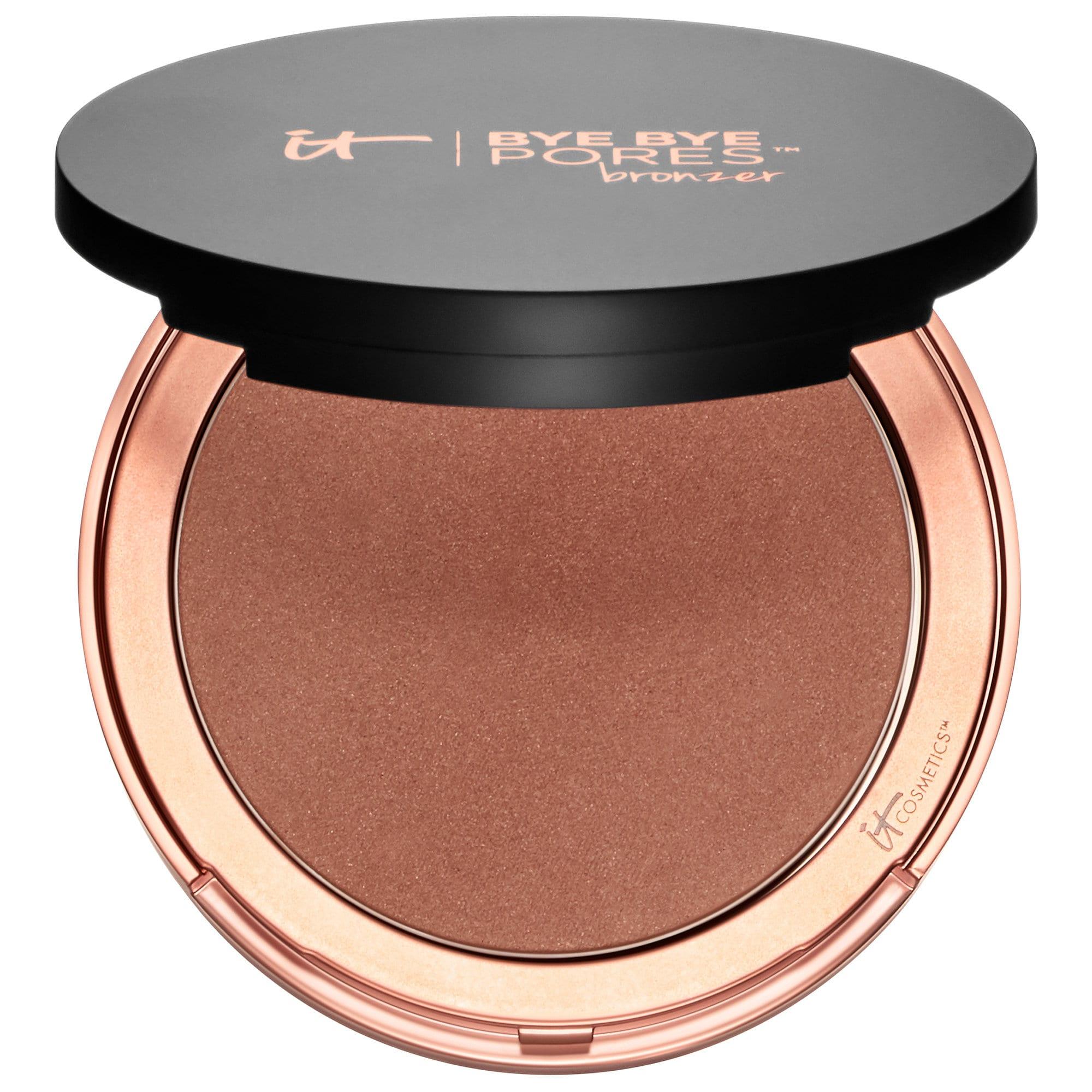 It Cosmetics Bye Bye Pores Bronzer (Suministrada)