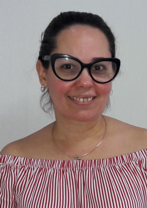 Ivelisse Nieves, diseñadora de joyas, encarnó a un intelectual aventurero. (Suministrada)
