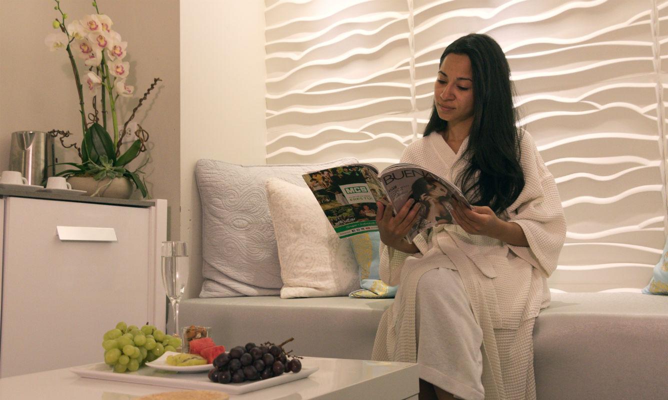 Le Ciel cuenta con un sauna, área de relajación, cabinas para faciales, masaje, tratamientos corporales y cuidado de manos y pies. (Suministrada)