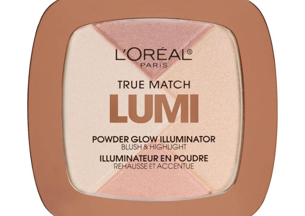 L'Oréal Paris True Match Lumi Powder Glow Illuminator. (Foto: Suministrada)