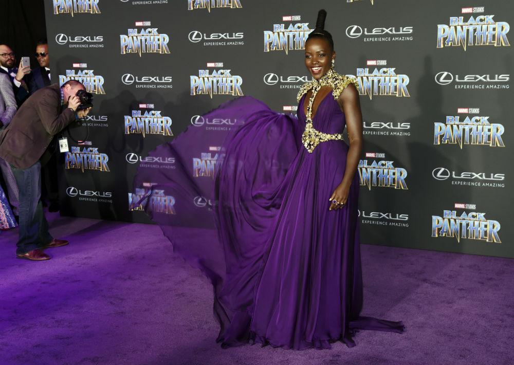 Lupita Nyong'o  (Foto: AP)