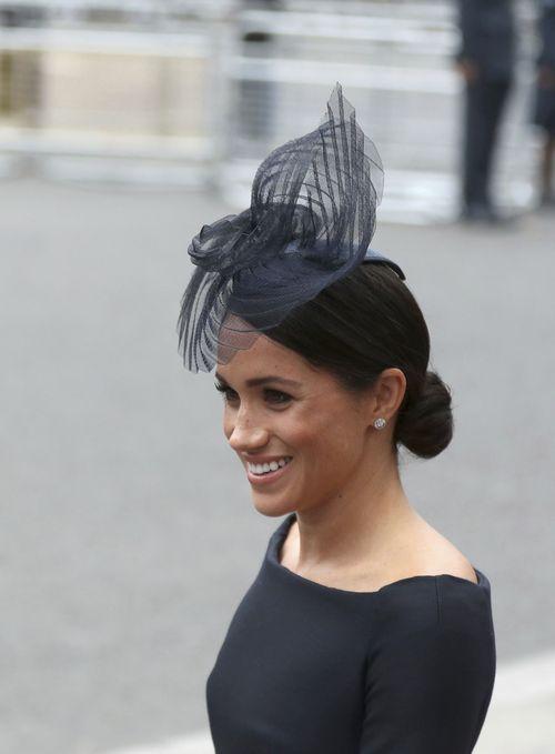 La duquesa Meghan Markle. (AP)
