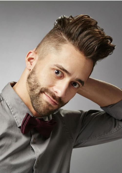 """El maquillista puertorriqueño, Niko González, quien formó parte del  programa """"Face Off"""", presentará el  """"Master Class"""",  """"Special FX Makeup"""". (Suministrada)"""