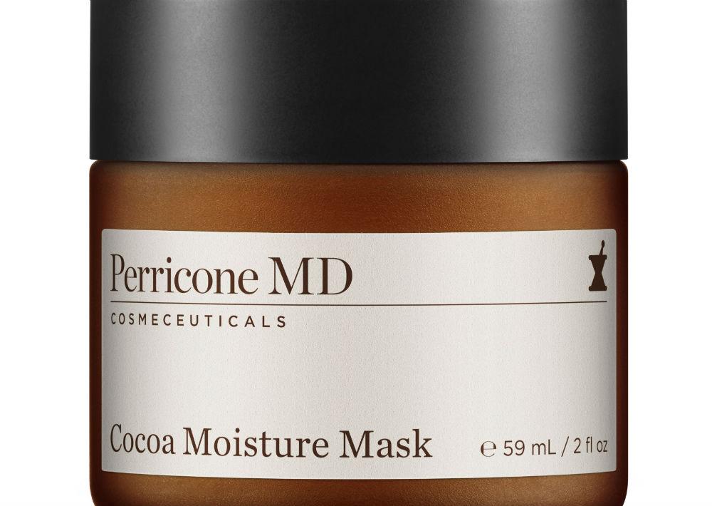 Perricone MD Cocoa Moisture Mask beneficia a todo tipo de piel. Esta mascarilla de cocoa ayuda a darle mayor firmeza e hidratación al cutis, previniendo la aparición de líneas finas, resequedad y pérdida de elasticidad. A la venta en JC Penney. (Foto: Suministrada)