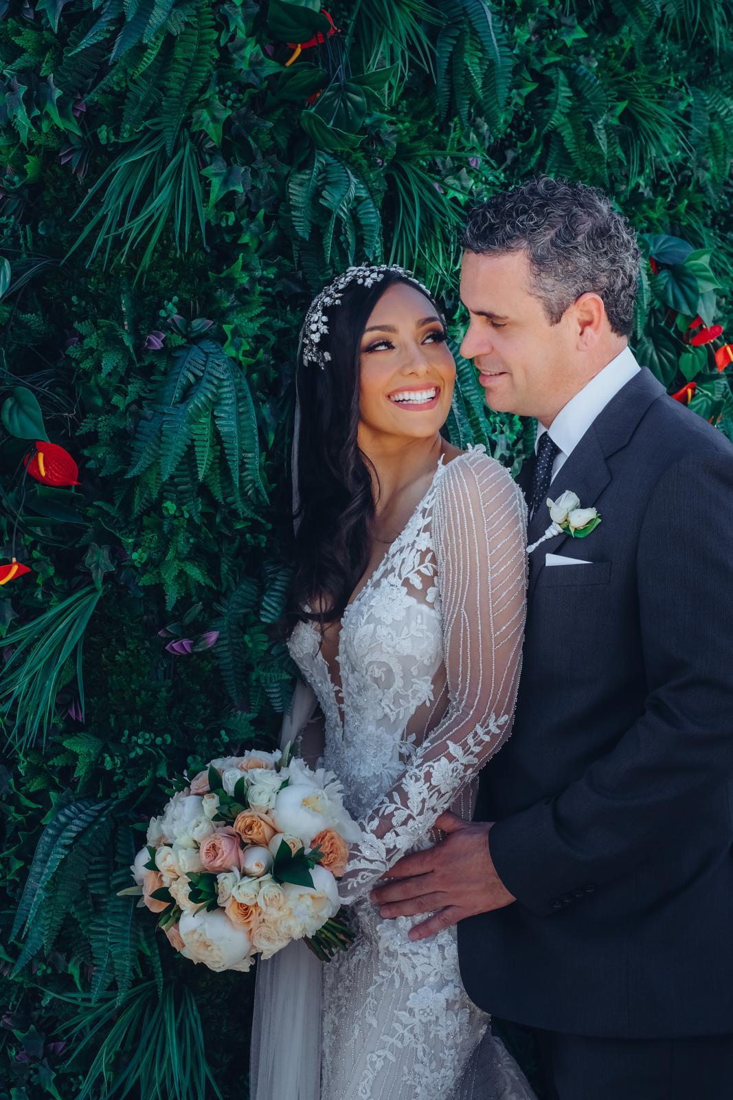 Nicole y Roberto pasarán su luna de miel en Argentina. (Foto: Emilio Leon Photography)