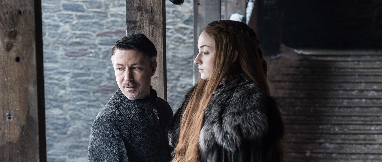 Sansa Stark liderará el Norte de Westeros mientras Jon Snow, el Rey del  Norte, va a su encuentro con Daenerys. (HBO/ Helen Sloan/S7/Ep.2)