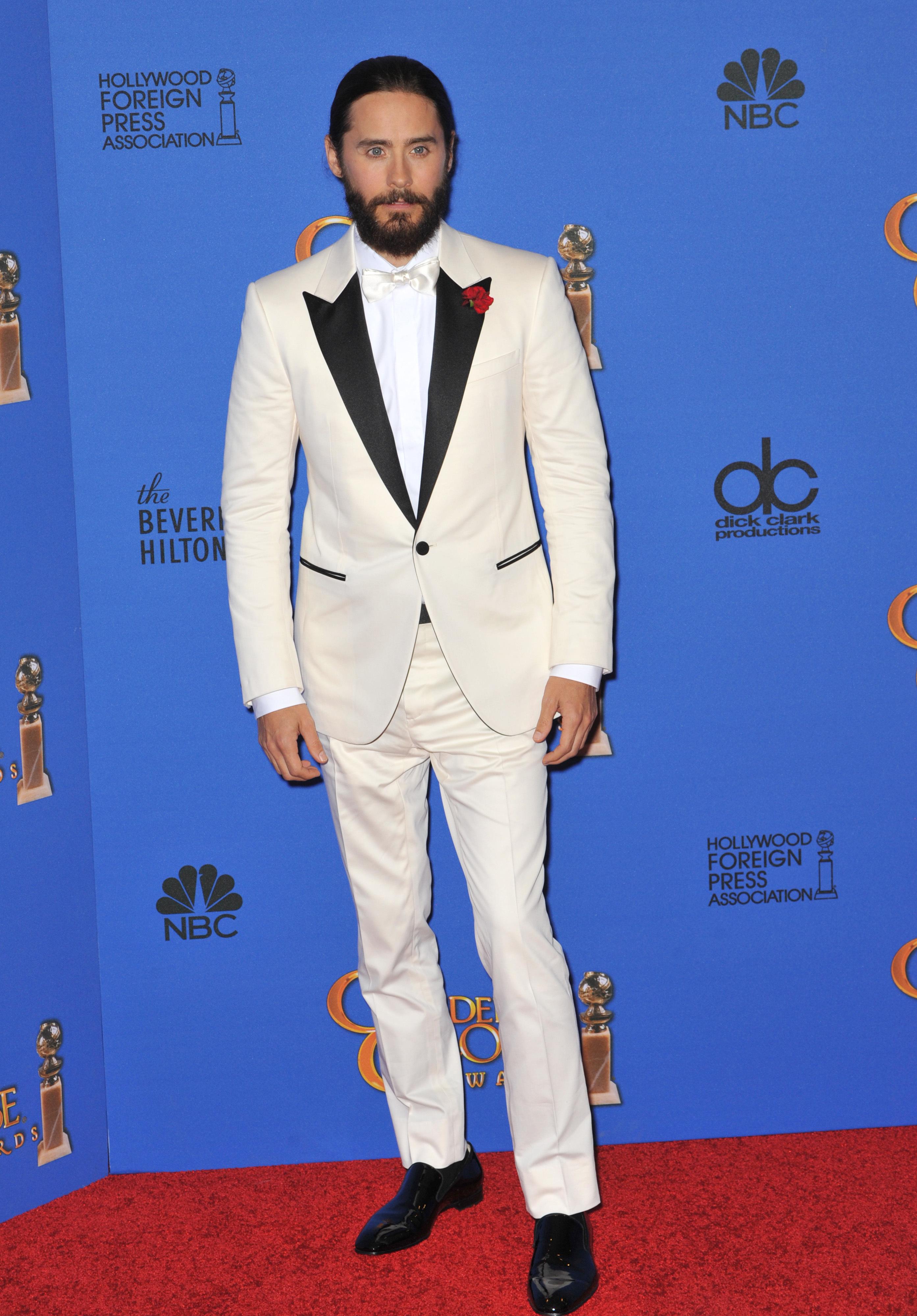 El actor y cantante Jared Leto (Shutterstock)