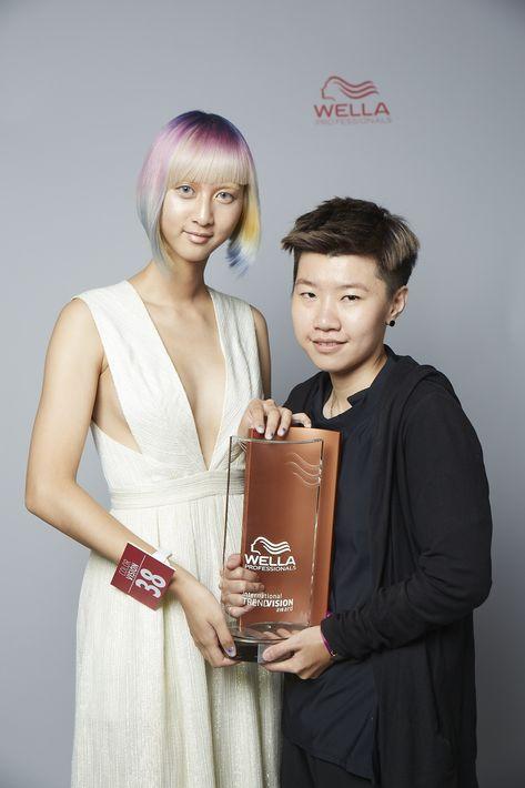Premio de Bronce en categoría Color Vision- Vic Chung de Taiwán