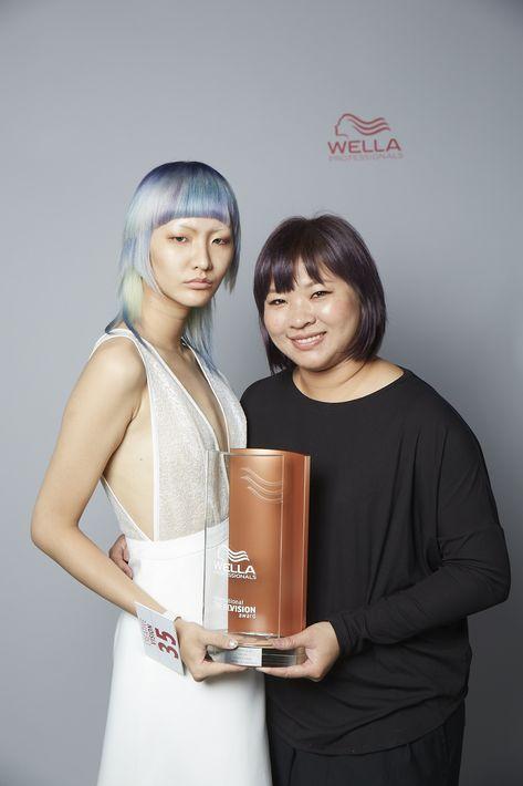Premio de Bronce en categoría Creative Vision- Chu Lin de Taiwán