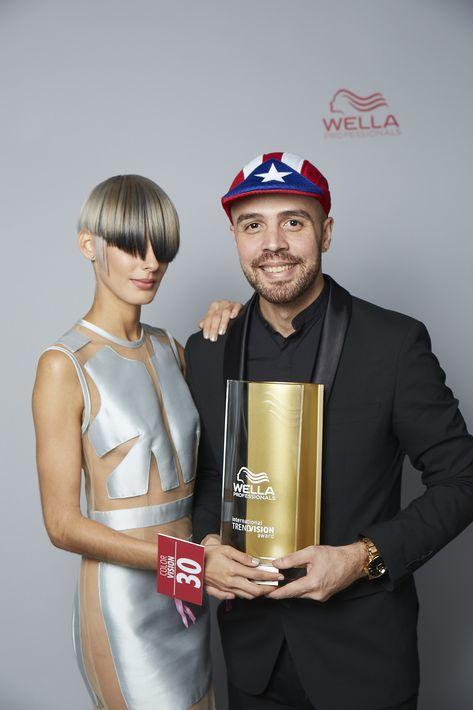Premio de Oro en categoría Color Vision- José Quiñones de Puerto Rico