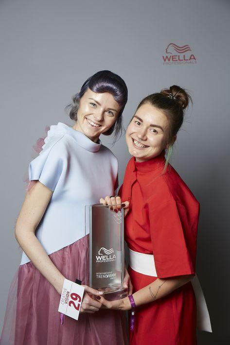 Premio de Plata en categoría Creative Vision- Marina Krushelnitskaia de Rusia
