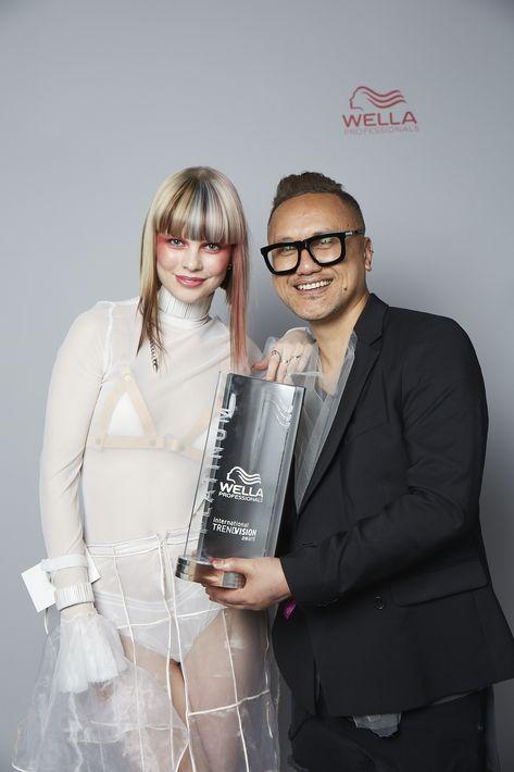 Premio de Platino en categoría Color Vision- Mana Dave de Nueva Zelanda