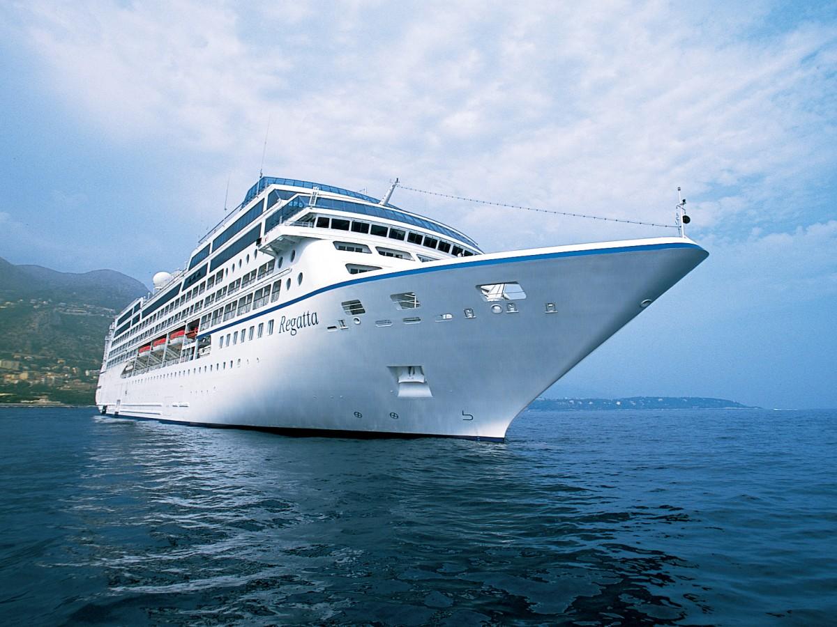 Regatta de Oceania Cruises hará  un itinerario por Asia en octubre  de 2020