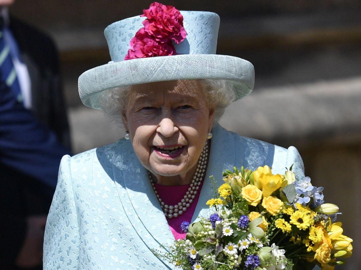 Así festejó la reina Elizabeth II su cumpleaños 93