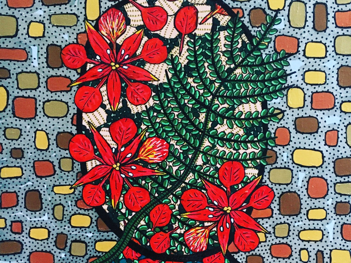 Susana Cacho apuesta al arte como medio de expresión
