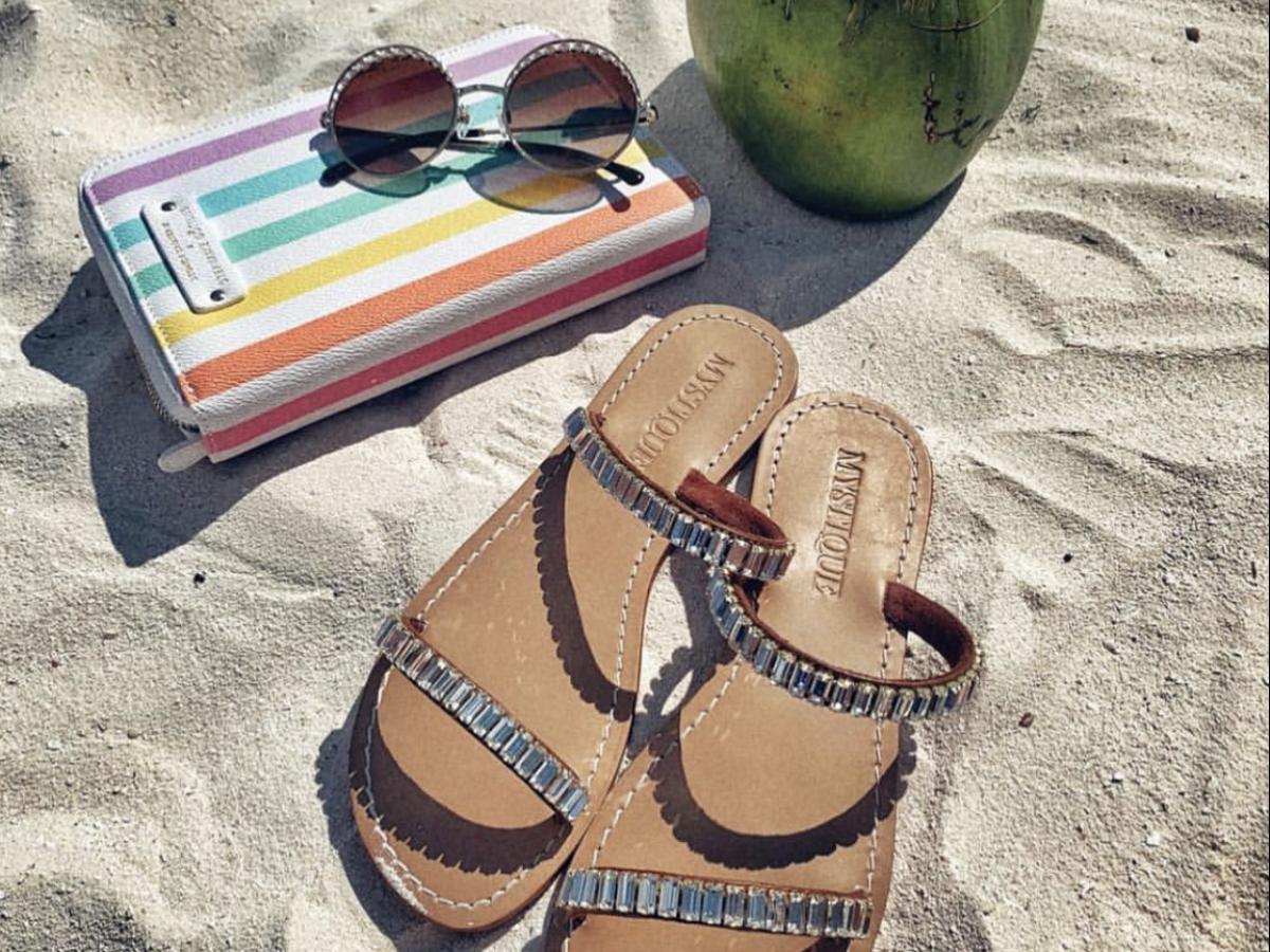 Viste a la moda con calzado inspirado en un verano en Miami